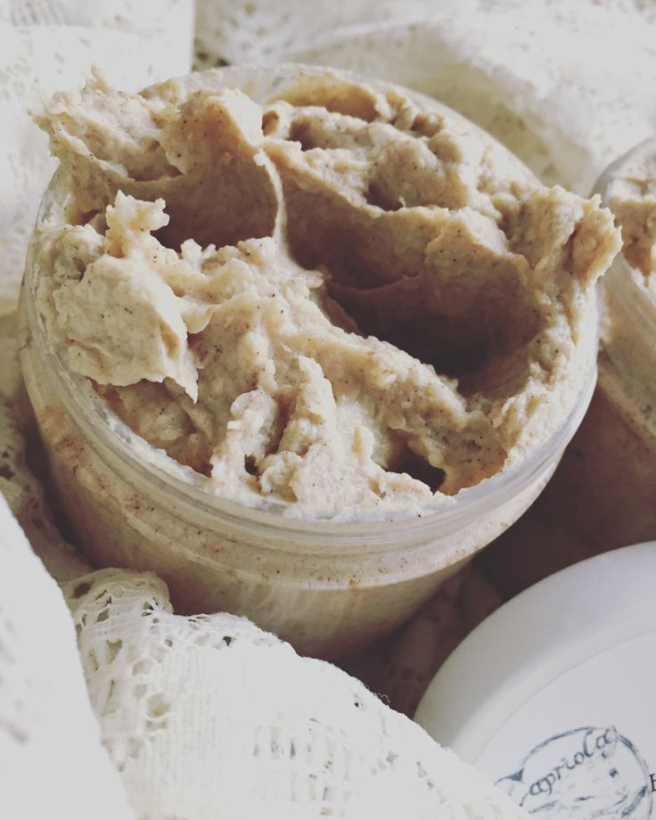 Do you regularly exfoliate your face? This gentle scrub when used 1-2x a week, reveals glowing skin that feels baby soft! Leave it unscented for sensitive skin! Add an essential oil such as Lavender or Tea Tree  for skin prone to breakouts. For maturing Skin, choose Carrot  Seed, Helichrysum blend, or Sage to fight signs of aging!