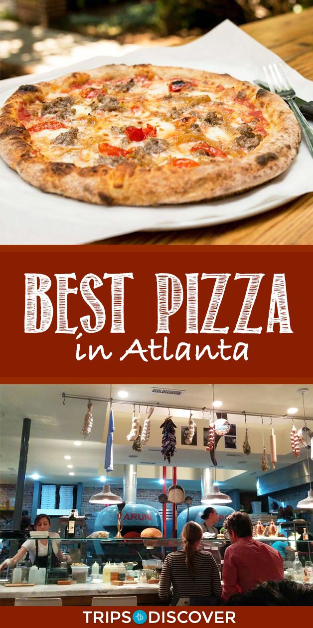 At 9 Of The Most Delicious Pizza Joints