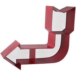 Metal Arrow Wall shelf - Overstock™ Shopping - Great Deals on Privilege International Accent Pieces