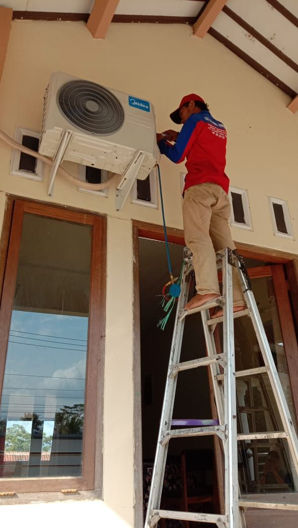 Pin Di Service Ac Wonosobo