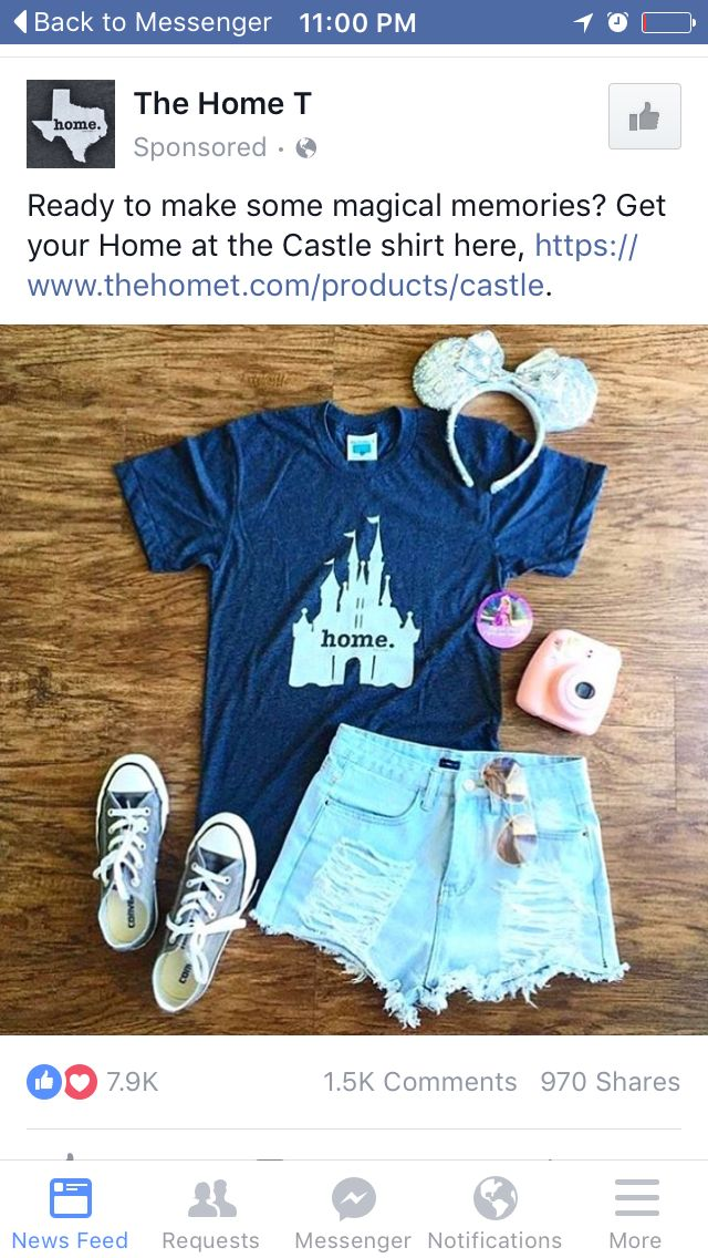 Perfect kids Outfit for Disney