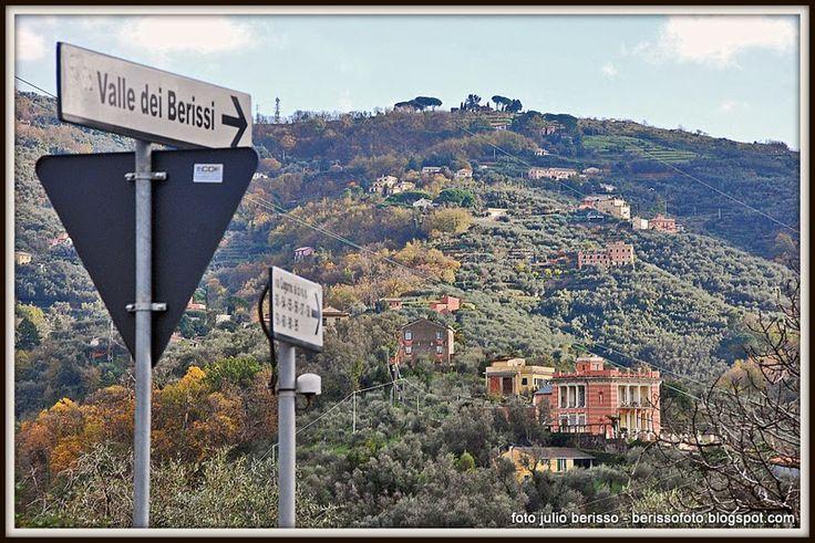 fotografias: VALLE DEI BERISSI - Lavagna - regione Liguria