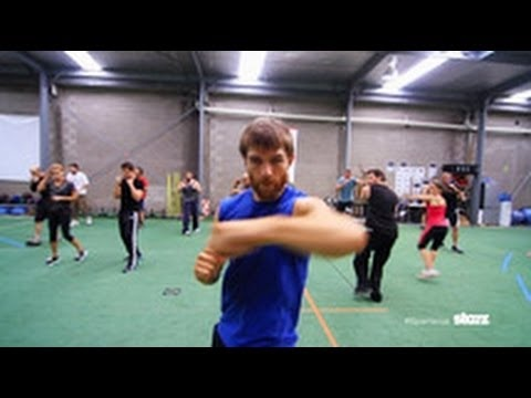 Spartacus: War of the Damned - Gladiator Boot Camp : Where do I find a place to train like this?!