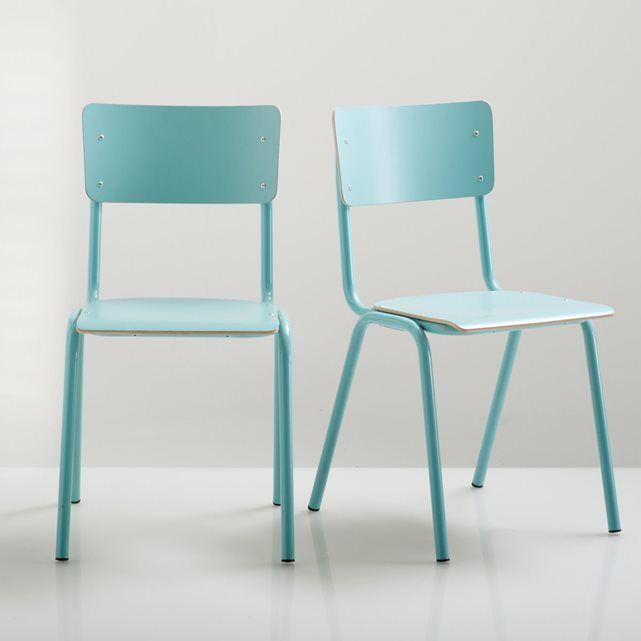 Schöne Stühle in Pastelltönen - raus aus dem Grau!