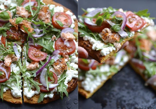 » SWEET POTATO PIZZA