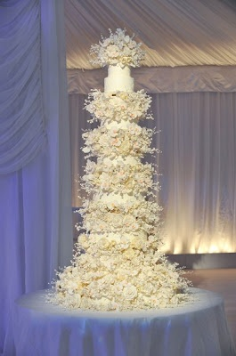 Great Ideas for the Busy Little Bride: Sylvia Weinstock's Gorgeous Wedding Cakes
