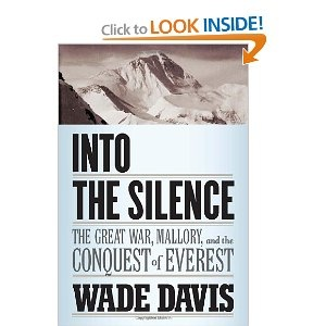 A great read if you are interested in WWI, Mount Everest or adventure.