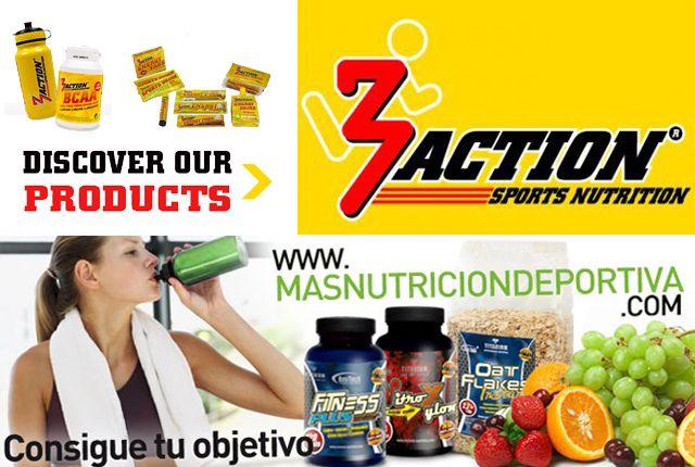 Suplementación deportiva: 3Action Sports Nutrition España y Masnutricióndeportiva-com http://blog.puntofuerte.es/suplementacion-deportiva-3action-sports-nutrition-masnutriciondeportiva-com/ Dos nuevas marcas aterrizan en PuntoFuerte. Entra en nuestro blog y conócelas #sports #nutrition #sportnutrition #suplementacion #deporte #PuntoFuerte Más información: www.puntofuerte.es