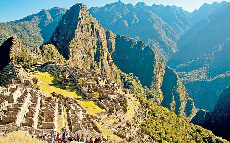 Machu Pucchu, the best place ever for me💘💘