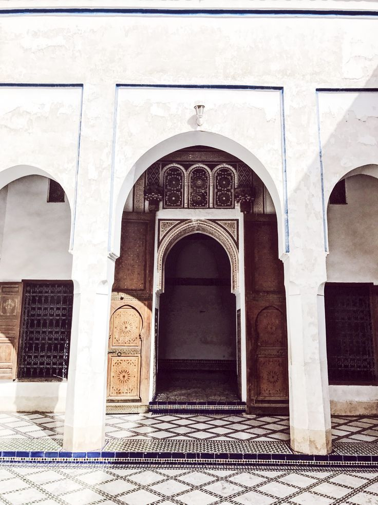 Pics from Bahia palace in Marrakech