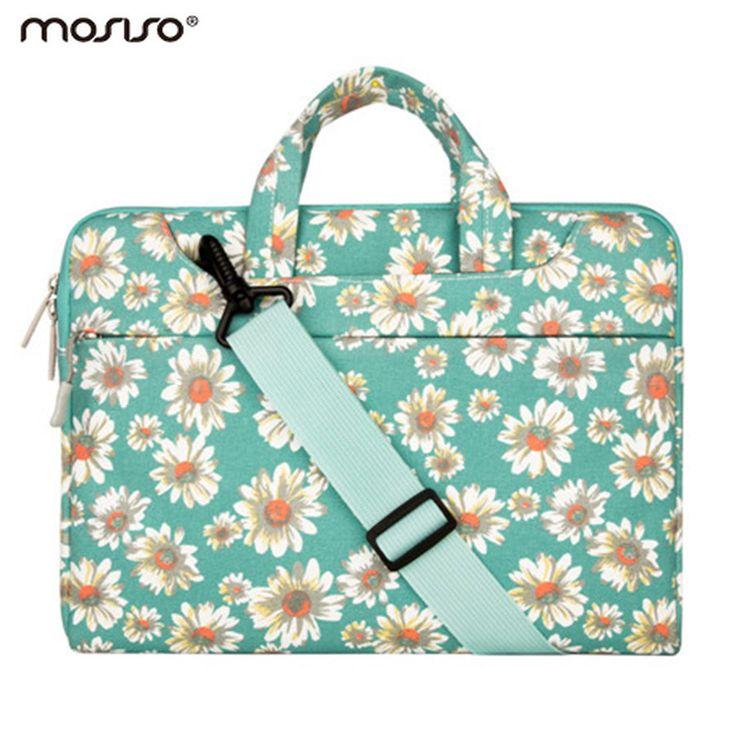 Bohemia 11.6 13.3 15.6 inch Laptop Shoulder Strap Bag Messenger for Macbook Air Pro 11 13 15 Acer Notebook Handbag Case - TMACHE