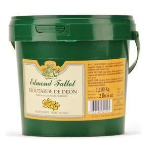 Etablissements Fallot - Moutarde de Dijon - le seau de 1.1kg