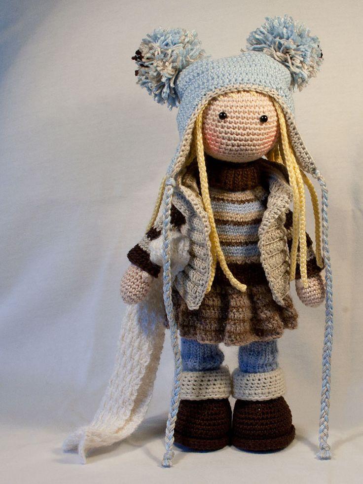 Ravelry: Doll JOYA by CAROcreated design