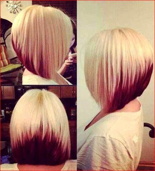 Umgekehrte Bob-Haarschnitte und Frisuren 2019