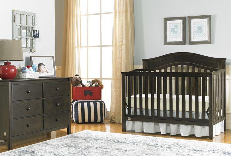 Mejores 9 imágenes de Beautiful Nursery Rooms on a Budget en ...