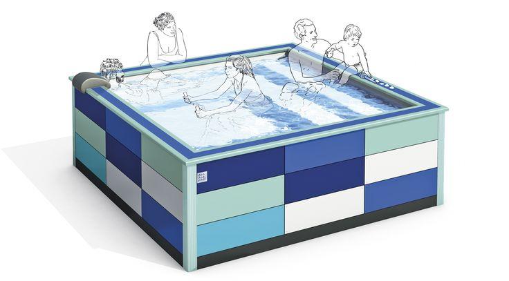 Doodoopool, la mini-piscine pratique, personnalisable et stylée... @piscinelle