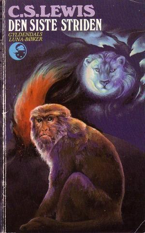 """""""Den siste striden"""" av Clive Staple Lewis"""