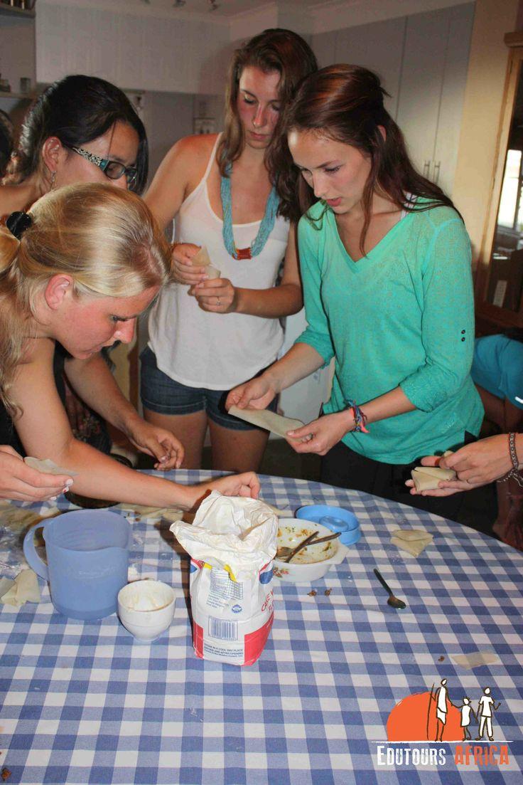 #Encounter Programme - Cape Malay Cooking Class
