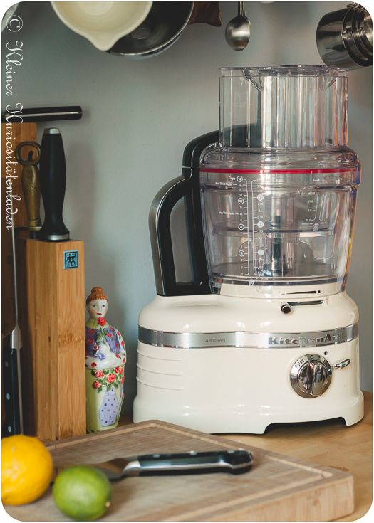 KitchenAid Artisan Food Processor [Reklame]