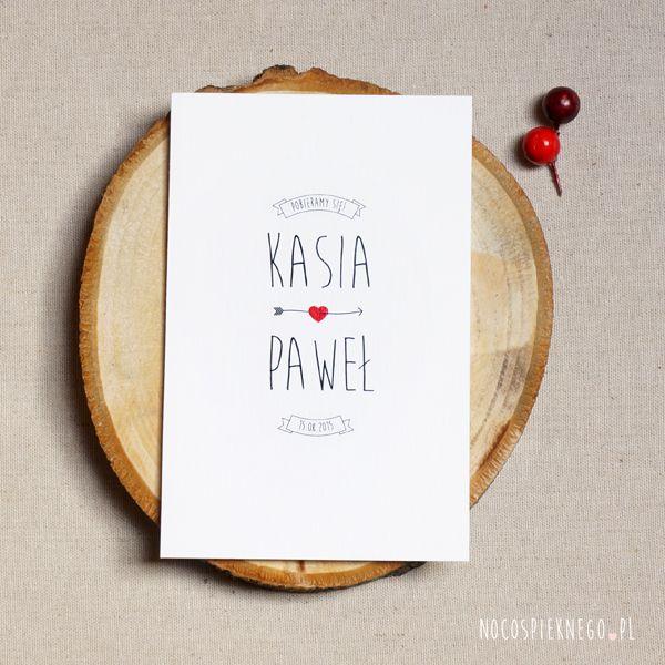zaproszenia ślubne, oryginalne, ręcznie wykonane, nietypowe, piękne…