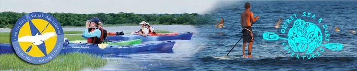 Osprey Sea Kayak Adventures Westport MA