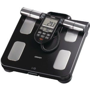 Omron Body 1277722 Composition Monitor with Scale List Price:CDN$ 119.99 Price:CDN$ 103.50 & FREE Shipping. Details You Save:CDN$ 16.49 (14%)