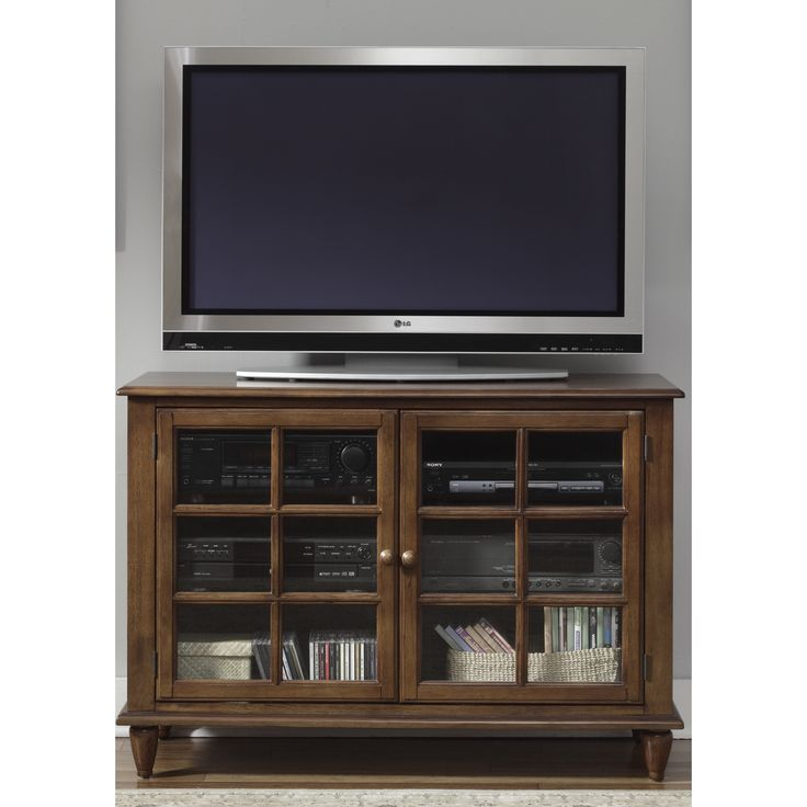 Liberty Low Country Bronze 46 Inch TV Console