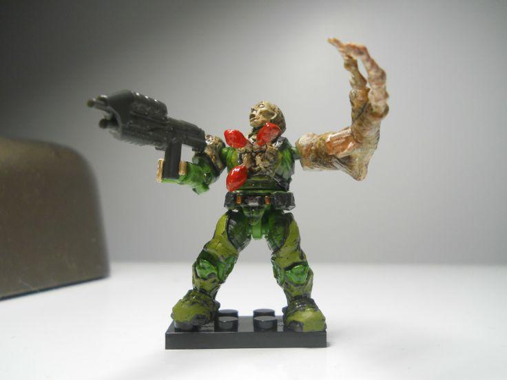 Mega Bloks Customs: Custom Halo Figures