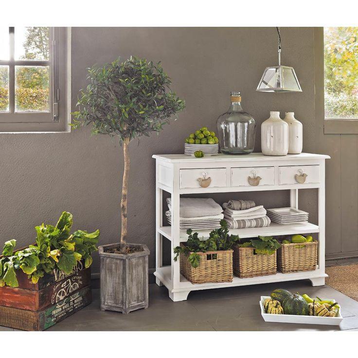 arbuste artificiel olivier alpilles furniture arrangement design pinterest metals vase. Black Bedroom Furniture Sets. Home Design Ideas