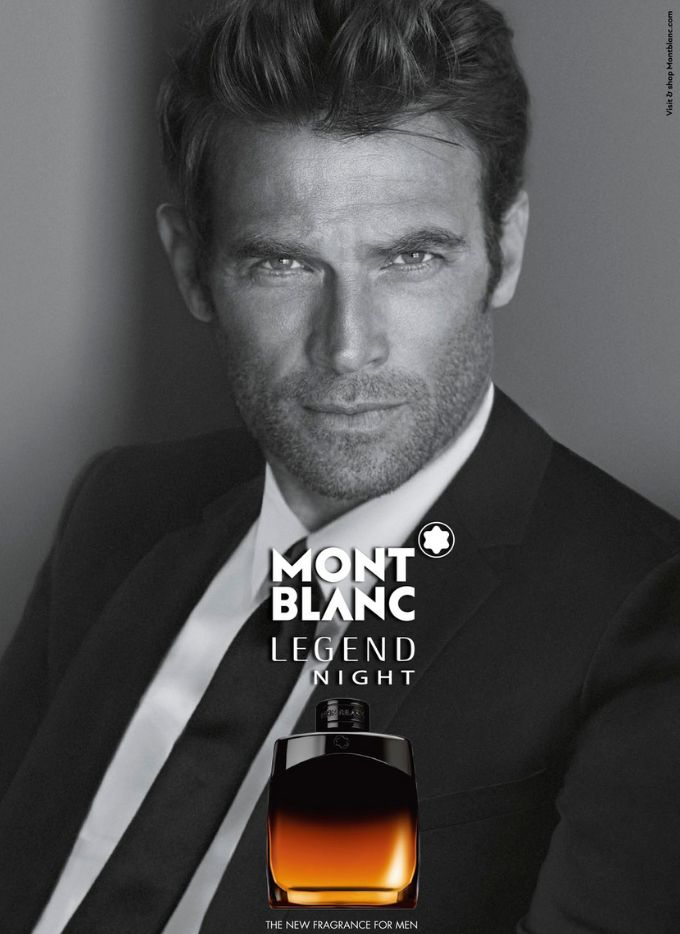 Fragrances for men! Mont Blanc.