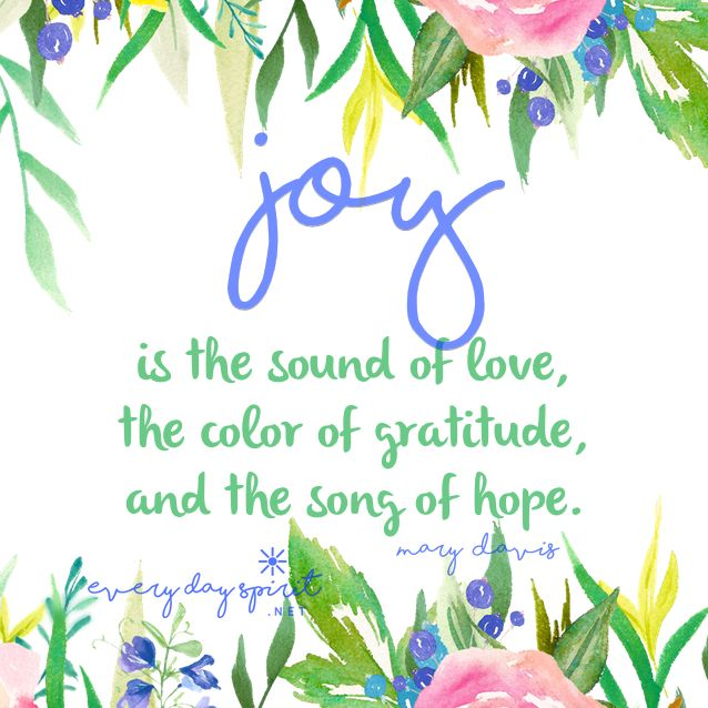 Invite Joy Into Your Heart In Small Moments Of Love, #gratitude And Hope.