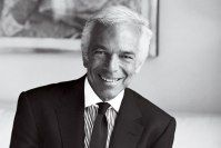 Ralph Lauren Photo: Victor Skrebneski