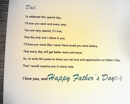 I Hate You Dad Poems: 25+ Best Ideas About Fathers Day Wishes On Pinterest