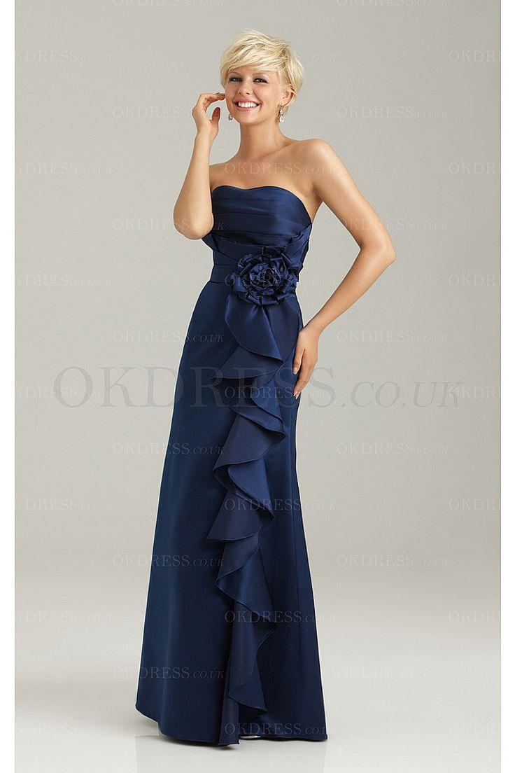 19 best bridesmaids images on pinterest formal dresses for Empire wedding dresses uk