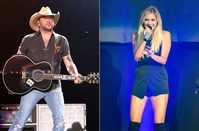 Something fans now know about Jason Aldean's new album 'They Don't Know' is the identity of his duet partner.