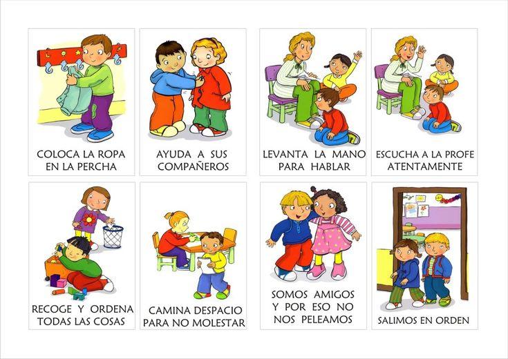 Beatriz maestra de infantil normas reglas del salon for 10 reglas del salon de clases en ingles