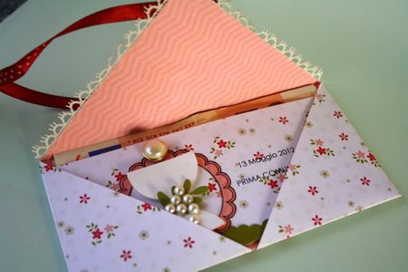 adorable envelope w/card...how tos for the envelope