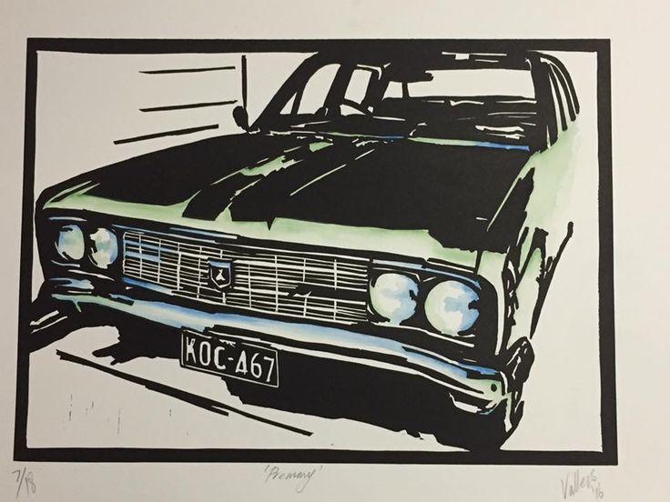 1970 HT Holden Premier.....my husband's pride and joy!