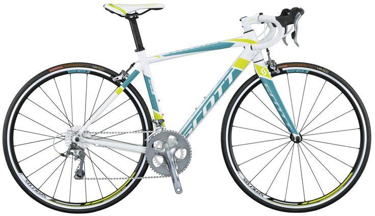 Scott Contessa Speedster Cyclocross