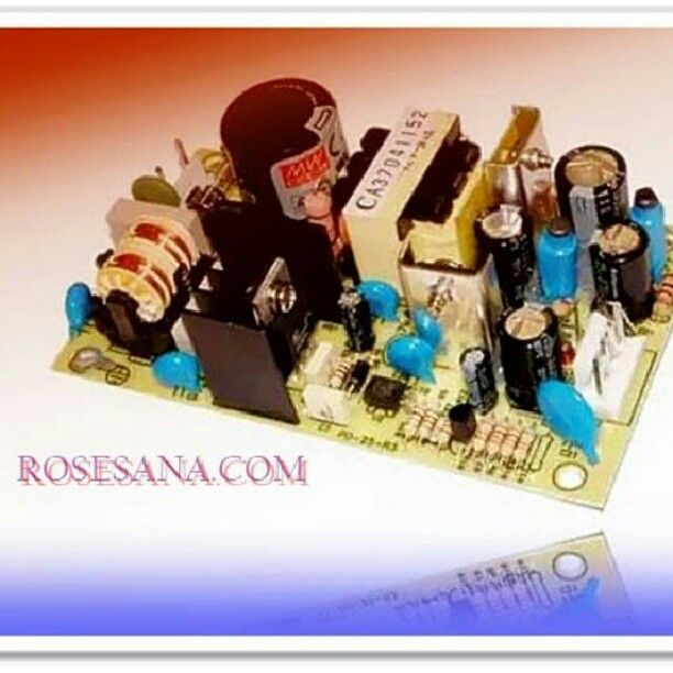 Mean Well PD-25A  Switching Power Supplies 25W 5V/2.1A 12V/1.2A - See more at: http://ift.tt/1XMNAqm