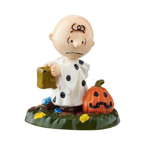 Department 56 Peanuts Halloween Treat Figurine | Department 56 Villages, Free Shipping on Dept 56
