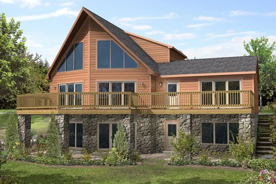 17 best ideas about log cabin modular homes on pinterest for Multi family modular homes prices