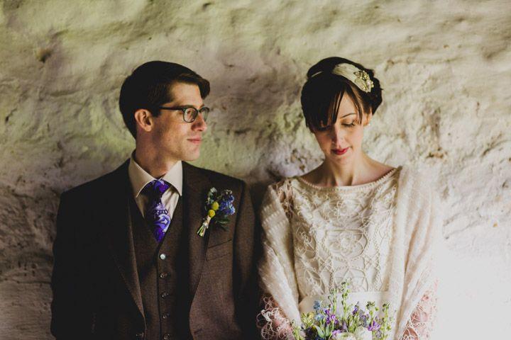 Louisa and Edwin's Summer Fete Homespun Barn Wedding. By Toast of Leeds