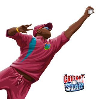 Catch a win on the Cricket Star Online Slot