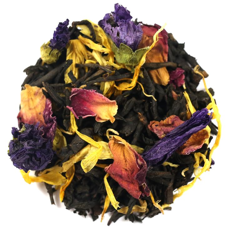 Tea of the day: Blue Lady Tea  Named after one of the many ghosts that haunt Pluckley, the Blue Lady black tea is flavoured with grapefruit, lemon, limes and orange with a crisp and delicate citrus, sweet aroma and a light copper liquor. It really is a perfect tea if you are looking for a fresh, bright change to your normal tea.   Find out more about this tea on our website here:  https://www.tea-and-coffee.com/blue-lady-tea