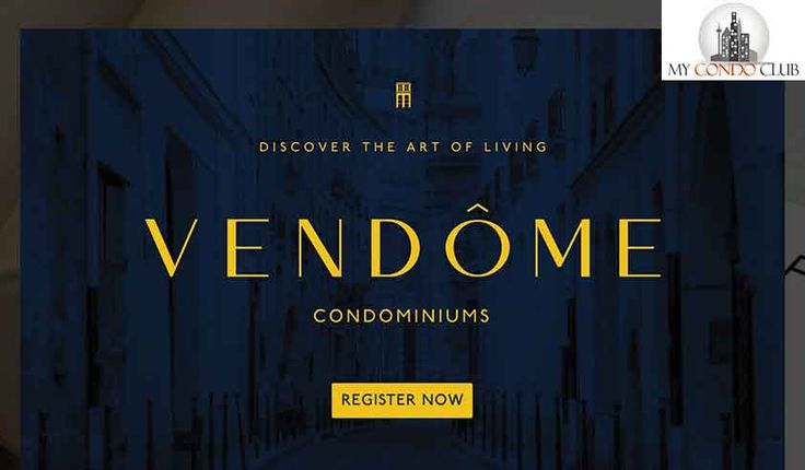 Pre-construction Condo & Townhomes Vendôme Markham Condos & Towns Located at 1 Clegg Rd Markham, ON L6G 0B2 Canada. Developed by H & W Developments