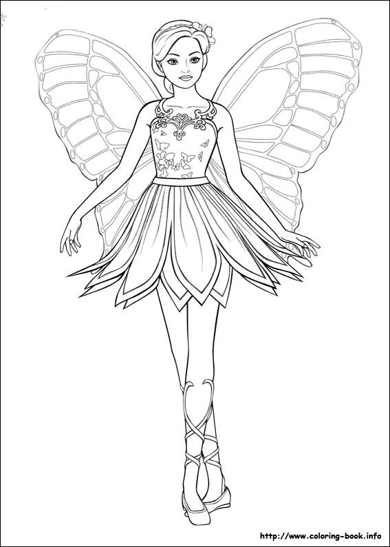 Retro Barbie Coloring Pages : Best barbie coloring pages images on pinterest