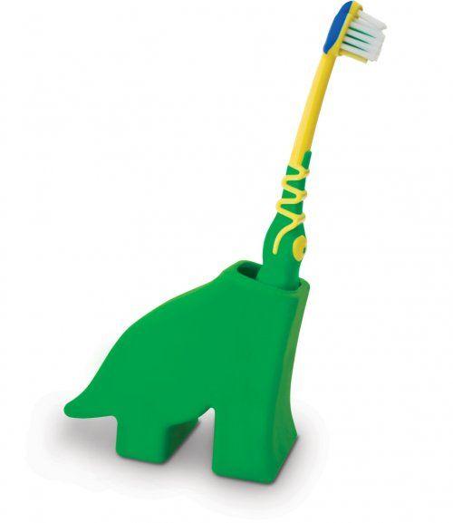 Diego Dino Toothbrush Holder