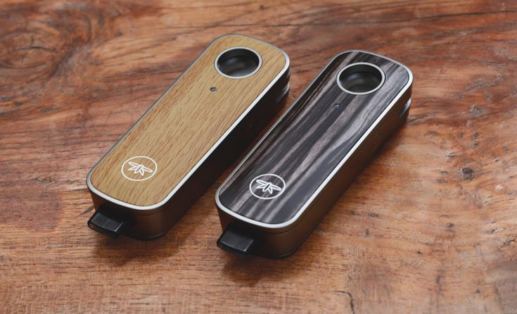 Firefly 2 Vaporizer now available in Zebra Wood and Oak at To the Cloud Vapor Store