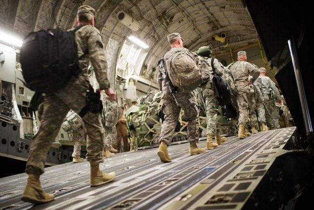 Des troupes américaines seront envoyées en Pologne